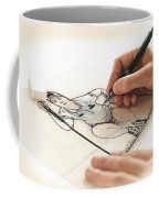 Artist At Work - So Yeon Ryu Part 3 Coffee Mug