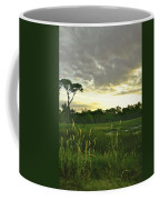 Artistic Lush Marsh Coffee Mug