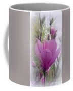 Artistic Magnolia Coffee Mug