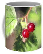 Artistic Panterly Two Wild Goosberries Coffee Mug