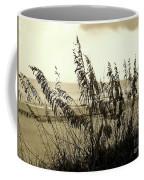 Artistic - Sea - Oats Coffee Mug