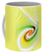Artistic Spiral Coffee Mug
