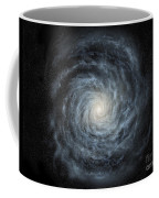 Artists Concept Of A Face-on View Coffee Mug by Ron Miller