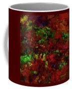 Artists Foliage Coffee Mug