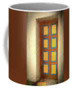 Arts Center Door Coffee Mug