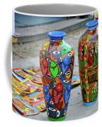 Artwork Large Vase Coffee Mug