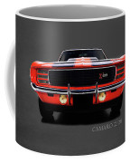 Chevrolet Camaro Z 28 Coffee Mug