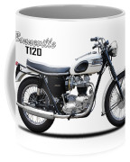 Triumph Bonneville 63 Coffee Mug