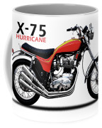 Triumph Hurricane Coffee Mug