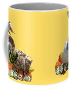 Thanksgiving Indian Ducks Coffee Mug