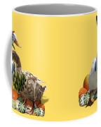 Thanksgiving Indian Ducks Coffee Mug