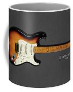 Fender Stratocaster 54 Coffee Mug