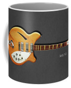 Rickenbacker 360 12 1964 Coffee Mug by Mark Rogan