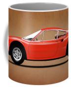 Ferrari Dino 246 Gt Coffee Mug