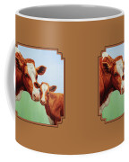 Cream And Sugar Coffee Mug