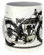Ajs Model G6 1926 Coffee Mug