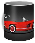 Mercedes Benz 300sl Coffee Mug