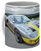 Power And Performance - Ford Gt40 Coffee Mug