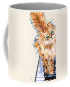 Cat Orange Coffee Mug