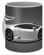 The Lamborghini Huracan Coffee Mug