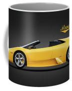 The Lamborghini Murcielago Coffee Mug