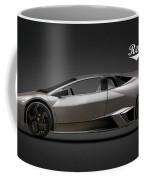 The Lamborghini Reventon Coffee Mug