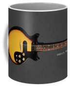 Gibson Melody Maker 1962 Coffee Mug
