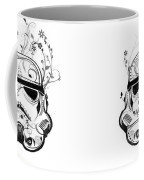 Flower Trooper Coffee Mug