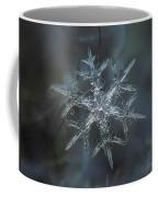 Snowflake Photo - Rigel Coffee Mug by Alexey Kljatov