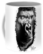 Gorilla Canvas Print, Photographic Print, Art Print, Framed Print, Greeting Card, Iphone Case, Coffee Mug by David Millenheft