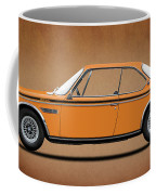 Bmw Csl 1972 Coffee Mug