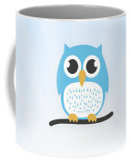 Sweet And Cute Owl Coffee Mug