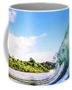 Wave Wall Coffee Mug