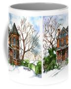 Victorian Winter Coffee Mug