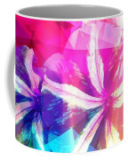 Fancy Pansy Candy Coffee Mug