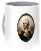 General Washington - Porthole Portrait  Coffee Mug