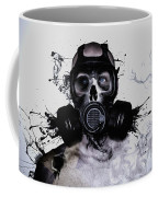 Zombie Warrior Coffee Mug
