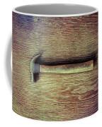 Tools On Wood 53 Coffee Mug