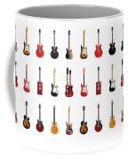 Guitar Icons No2 Coffee Mug