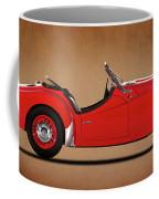Triumph Tr3a 1959 Coffee Mug