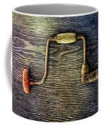 Tools On Wood 58 Coffee Mug