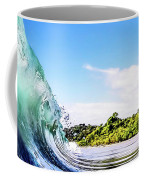 Tropical Wave Coffee Mug