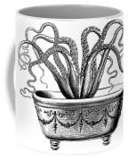 Tentacles In The Tub Coffee Mug