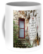 With Me - Quote Coffee Mug