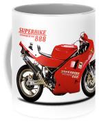 Ducati 888 Coffee Mug
