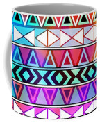 Tribal Pattern 08 Coffee Mug