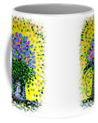 Explosive Flowers Coffee Mug