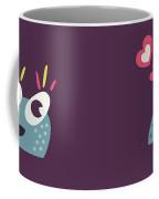 Kawaii Cute Cartoon Candy Character Coffee Mug
