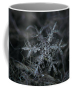 Snowflake 2 Of 19 March 2013 Coffee Mug by Alexey Kljatov