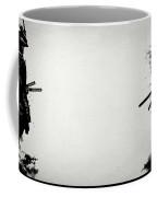 Armored Samurai Coffee Mug